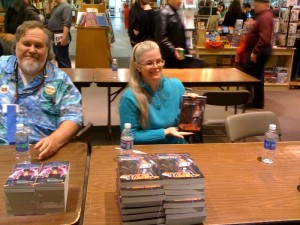 Powells signing 2