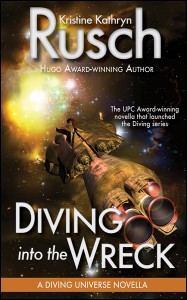 Diving into the Wreck novella ebook cover web