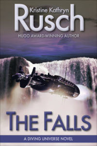 The Falls ebook cover